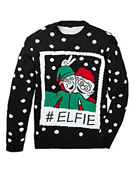 Label J Elfie Christmas Knit