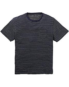 Jacamo Nittin Pocket T-Shirt Long