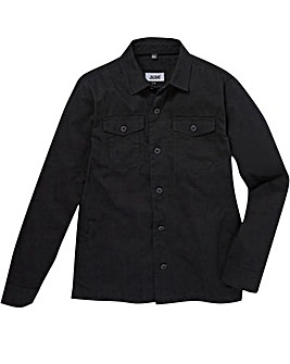 Jacamo Brogan Military Shirt Long