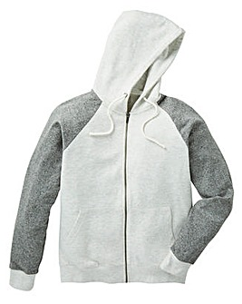 Jacamo Romero Hooded Top Long
