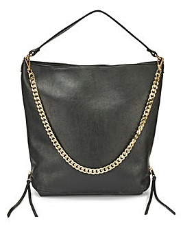 Hobo Bag With Chain