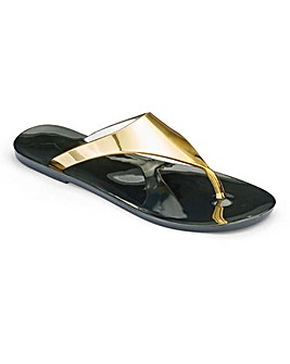 Sole Diva Toepost Sandals