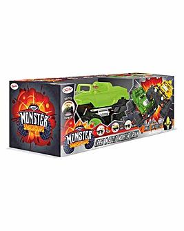 Monster Smash Ups Vipers - Green