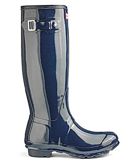 Hunter Original Tall Gloss Wellies