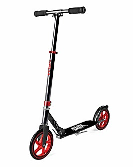 XOOTZ Large Wheeled Scooter Gunmetal