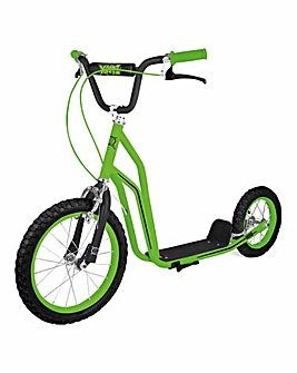 XOOTZ BMX Scooter - Green