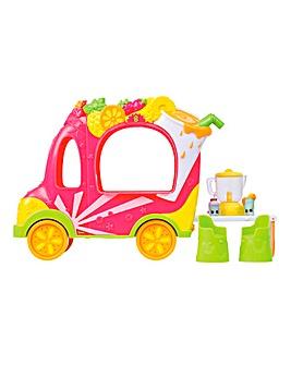 Shopkins Smoothie Juice Truck Playset