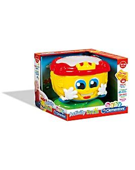 Baby Clementoni Interactive Drum