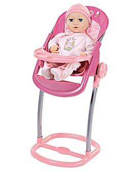 Baby Annabell Highchair