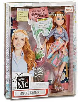 Project Mc2 Hanging Garden & Ember Doll