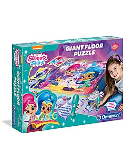 Shimmer and Shine Giant Interacive Mat