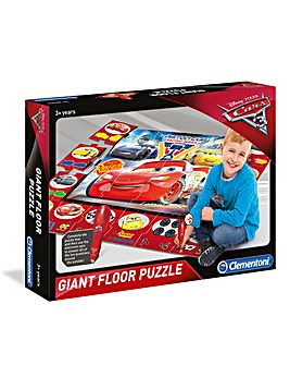 Disney Cars 3 Giant Interactive Mat