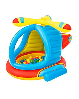 Fisher-Price Helicopter Ball Pit