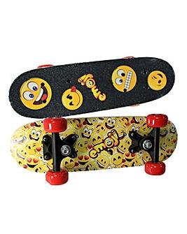 Emoji Satchel Skateboard