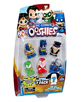 Ooshies Justice League 7 Pack