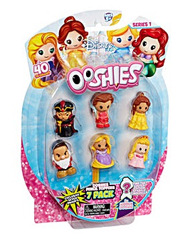 Ooshies Disney Princess 7 Pack