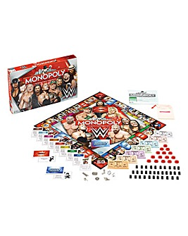 Monopoly - WWE