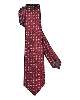Williams & Brown London Detail Silk Tie