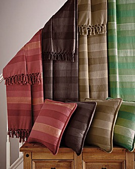 Roma Stripe Cushion Covers Pack of 4
