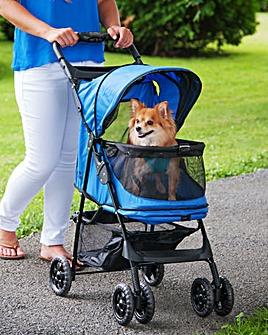 Happy Trials No Zip Stroller