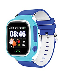 Streetwize Tracker Watch Blue