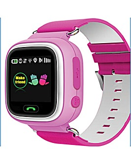 Streetwize Tracker Watch Pink