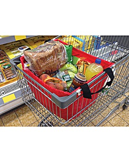 Clip on Trolley Shopping Bag