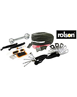 Rolson 33 Piece Cycle Repair Kit.