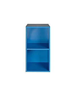 HOME Phoenix 2 Cube Storage Unit - Blue.