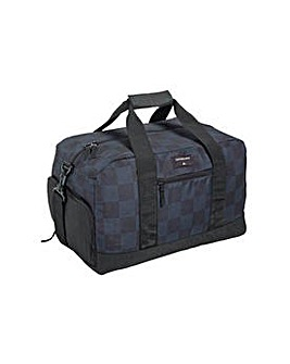 Quiksilver Check Holdall Bag - Medium.