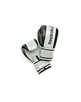 Reebok 16oz Boxing Gloves Grey.