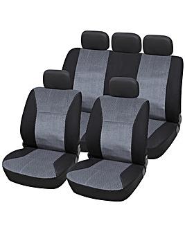 Streetwize Jacquard Seat Cover Set