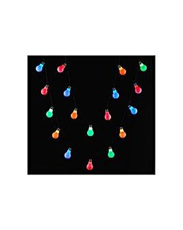 40 Lightbulbs String Lights