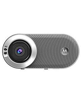 Motorola 2.7 Inch HD Dash Cam Silver