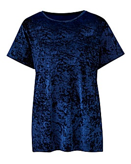 Midnight Velour T-shirt