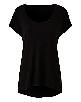 Lucie Round Neck Short Sleeve T-shirt