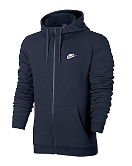 Nike Swoosh Club Full Zip Hoody Regular