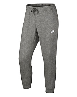 Nike Swoosh Club Fleece Cuffed Joggers