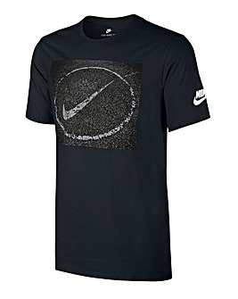 Nike Asphalt Photo T-Shirt Regular