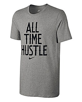 Nike All Time Hustle T-Shirt Regular