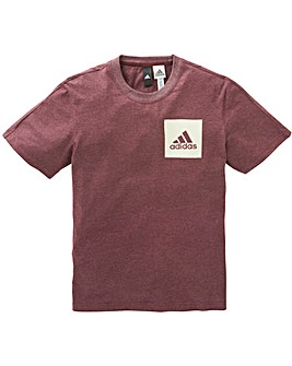 Adidas Essential Chest Logo T-Shirt