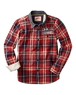 Joe Browns Boys Check Shirt