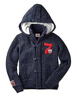 Joe Browns Boys Heavy Fleece Lined Hood