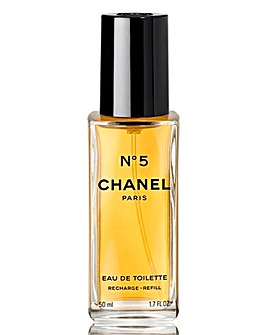 Chanel No 5 50ml EDT Vapo Recharge
