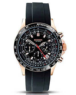 Sekonda Gents Sports Chronograph Watch