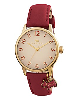 Radley Ladies Blair Watch - Red