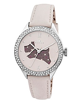 Radley Ladies White Strap Watch