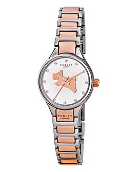 Radley Ladies Two Tone Bracelet Watch