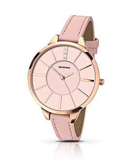Sekonda Ladies Pink Watch