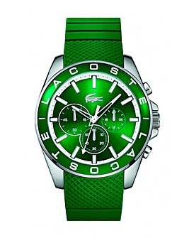Lacoste Gents Chronograph Watch -Green